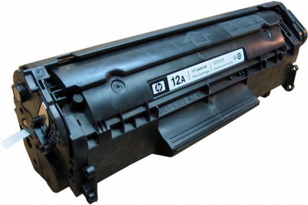 Инструкция по заправке картриджа HP Q2612A