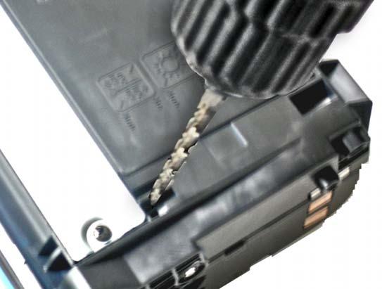 заправка инструкция c9732a
